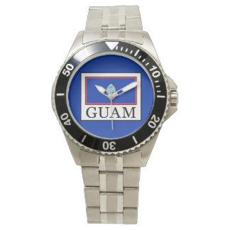 Montre La Guam