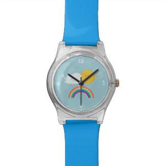 Montre La montre-bracelet des enfants mignons de bande
