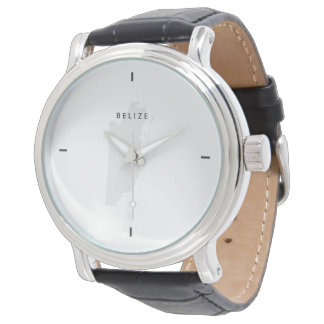 Montre Moderne : Carte de Belize
