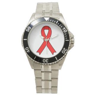 Montre Montre-bracelet de conscience de SIDA