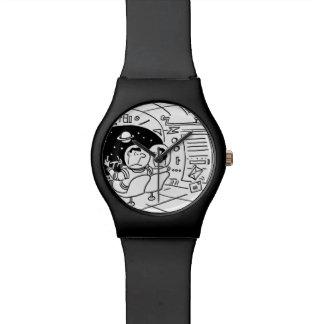 Montre Montre-bracelet de vaisseau spatial