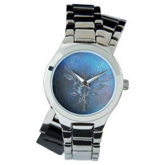 Montre Nuit étoilée - la montre-bracelet des femmes