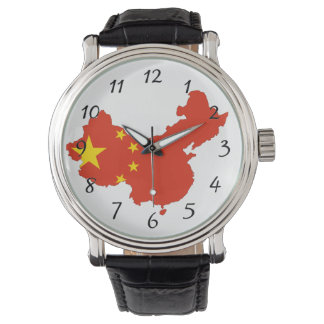 Montre Pays chinois