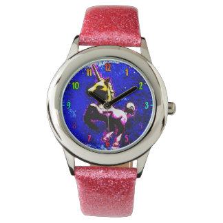 Montre Petit gâteau punk de la montre-bracelet | de