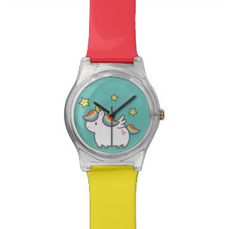 Montre Poney de licorne