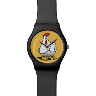 Montre poulets