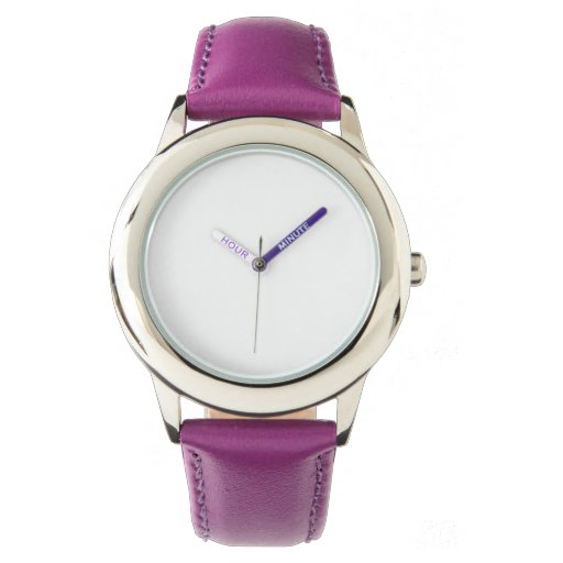 Custom Acier inoxydable violet