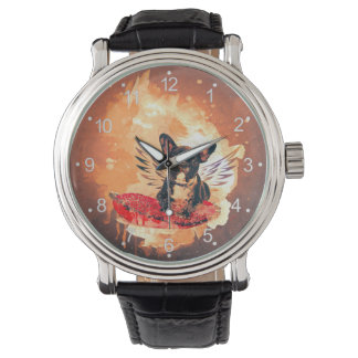 Montre Pug Flying