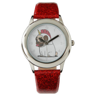 MONTRE PUG UNICORN