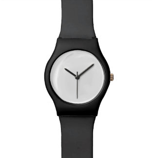 Montre ronde de May28th - matte Montres