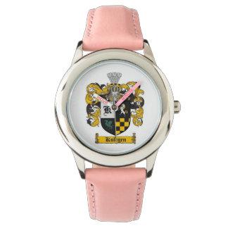 montre rose d'enfants montres