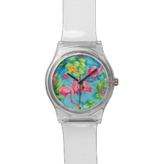 montre rose des flamants may28th