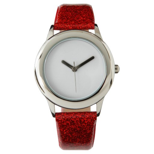 Custom Paillete rouge