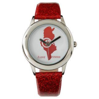 montre rouge pour des enfants montres bracelet