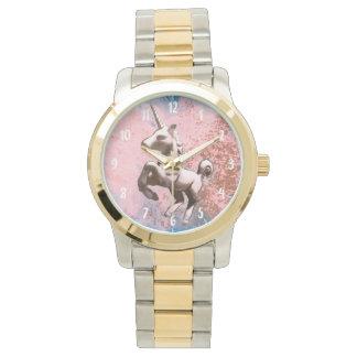 Montre Sorbet fané par | de montre-bracelet de licorne