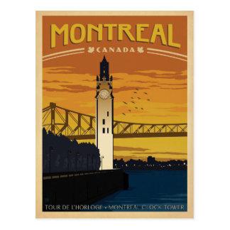 cartes postales vintages du Canada