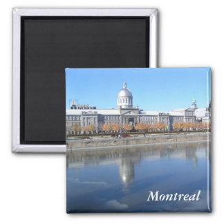 Montréal Magnet Carré