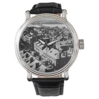 Montres Bracelet 1859 : La ville de Boston, le Massachusetts