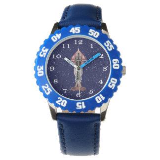 Montres Bracelet 6ème Montre-bracelet de bateau de Rocket de