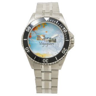 Montres Bracelet ABH Voyageurs