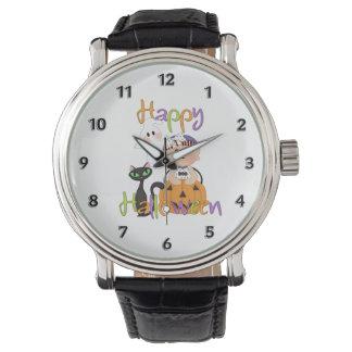 Montres Bracelet Amis heureux de bébé de Halloween