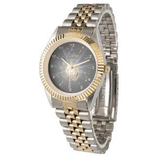 Montres Bracelet Balance d'or intelligente