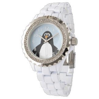 Montres Bracelet Bleu de pingouin
