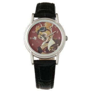 Montres Bracelet Bombes de Harley Quinn de pin-up