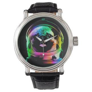 Montres Bracelet Carlin d'astronaute - carlin de galaxie - l'espace