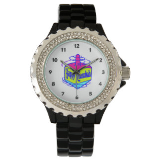 Montres Bracelet Chanukah Dreidel