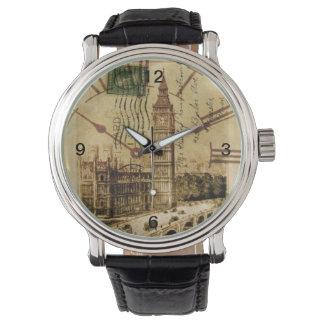 Montres Bracelet Clocktower grand Ben de pont de tour de Londres
