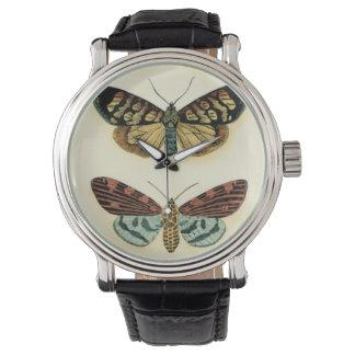 Montres Bracelet Collection de papillon par Chariklia Zarris