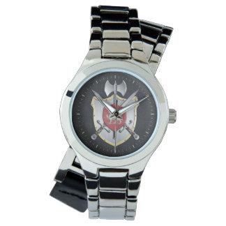 Montres Bracelet Crête de bataille de Sigil de griffon
