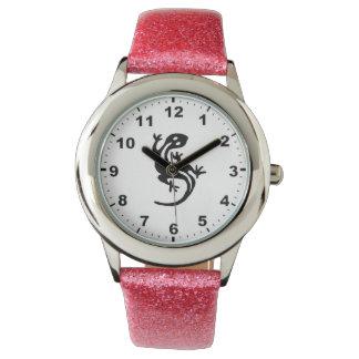 Montres-bracelet de conception de Gecko Montres
