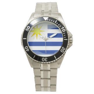 Montres Bracelet Drapeau de l'Uruguay