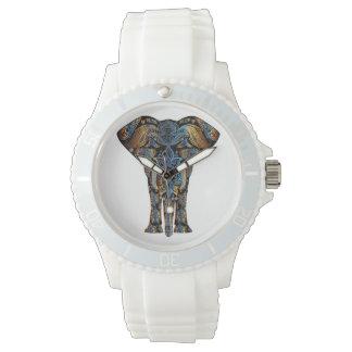 Montres Bracelet Éléphant d'Asie