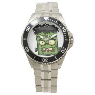 Montres Bracelet Frankenstein de bébé - contreseing de bébé -