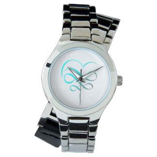 Montres Bracelet Horloge argent