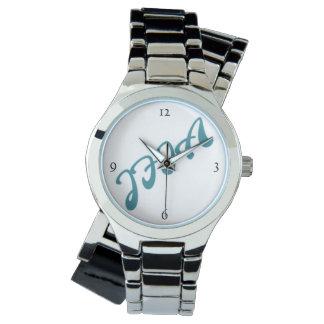 Montres Bracelet L'enveloppe des femmes de JFIA Fadi autour