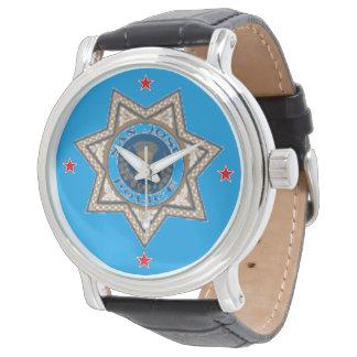 Montres Bracelet Montre-bracelet de police de San Jose