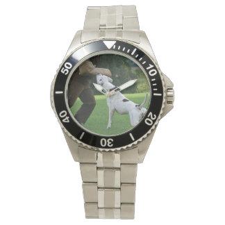 Montres Bracelet Montre-bracelet schutzhundclassic de chien