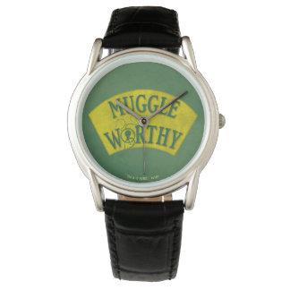 Montres Bracelet Muggle digne