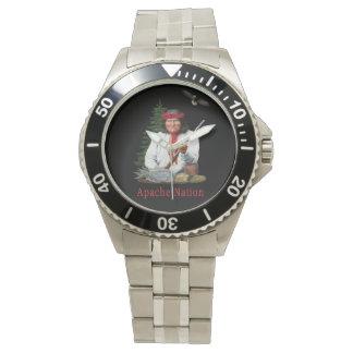 Montres Bracelet Nation d'Apache