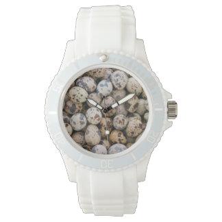 Montres Bracelet Oeufs de caille, Huaraz, Blanca de Cordillère,