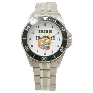 Montres Bracelet Pompiers irlandais