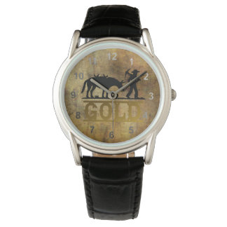 Montres Bracelet Prospecteur d'or