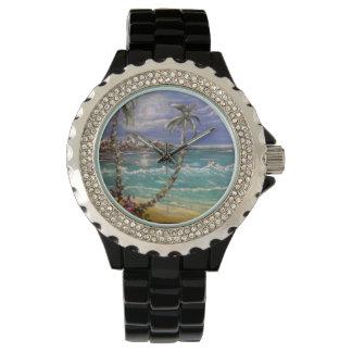 Montres Bracelet Vague de plage