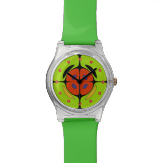 """Montres Cadran May28th """"Coccinelle Pop Art"""""""