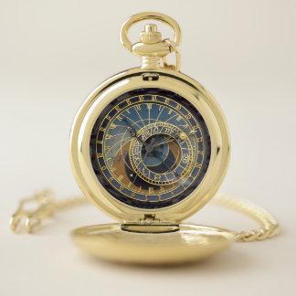Montres De Poche Horloge astronomique de Prague
