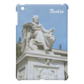 Monument au von Humboldt de Wilhelm à Berlin Étui iPad Mini